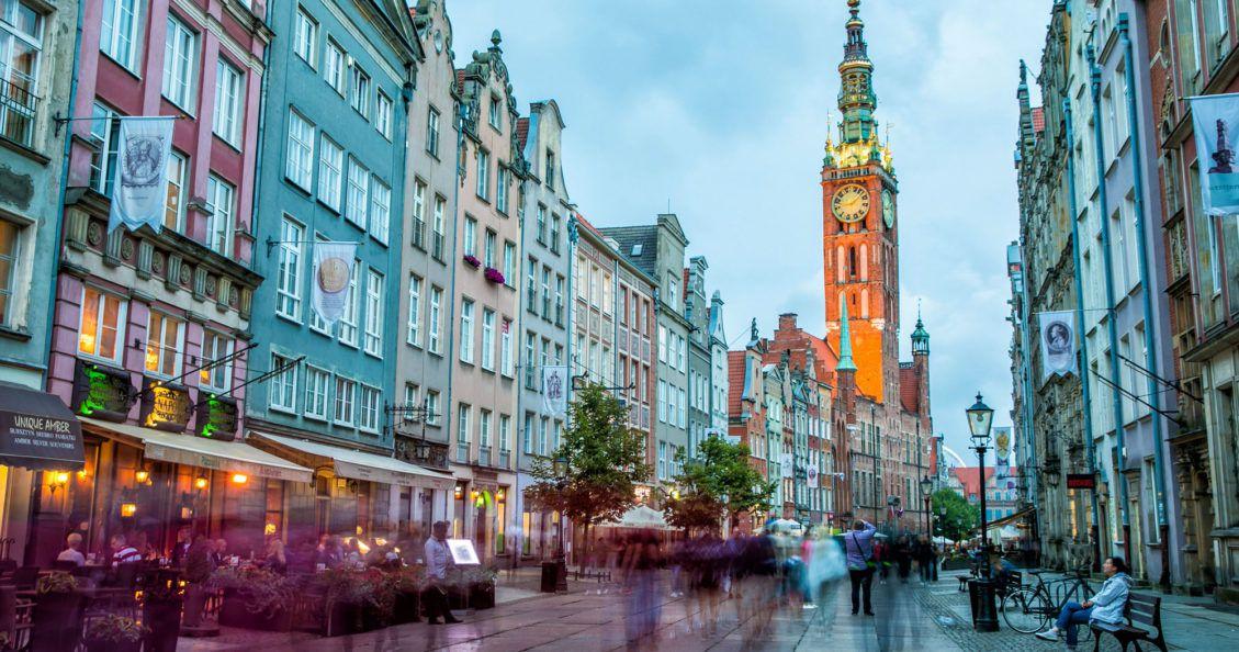 Gdansk Itinerary