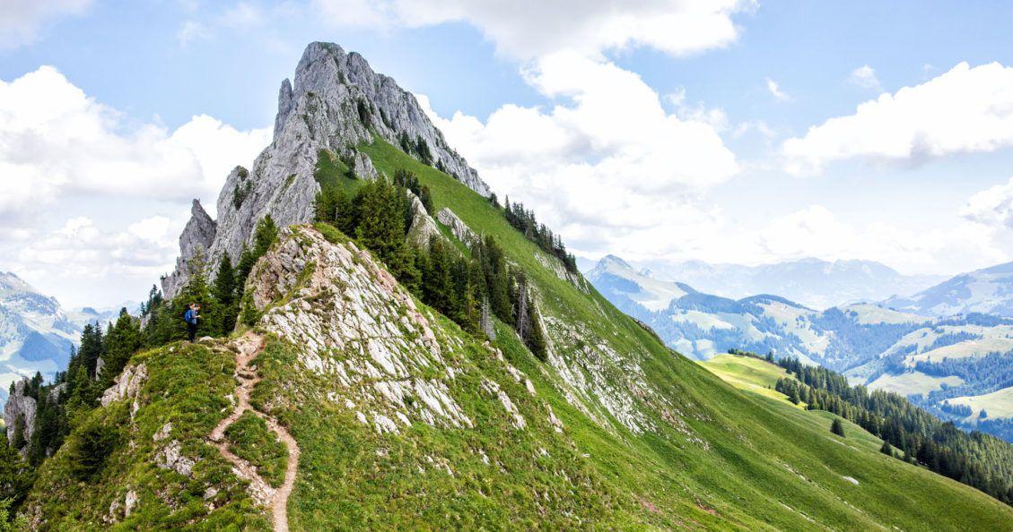 Hike the Gastlosen