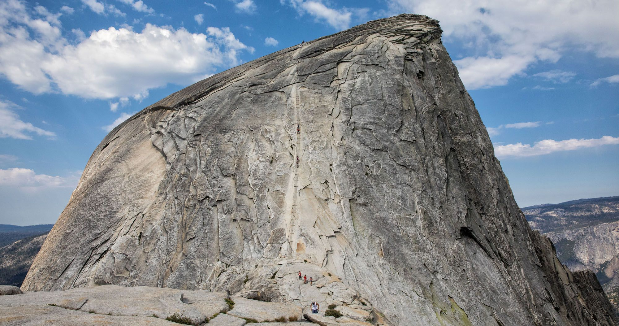 How to Hike Half Dome