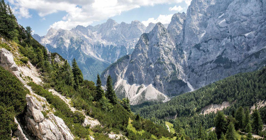 Julian Alps Hike