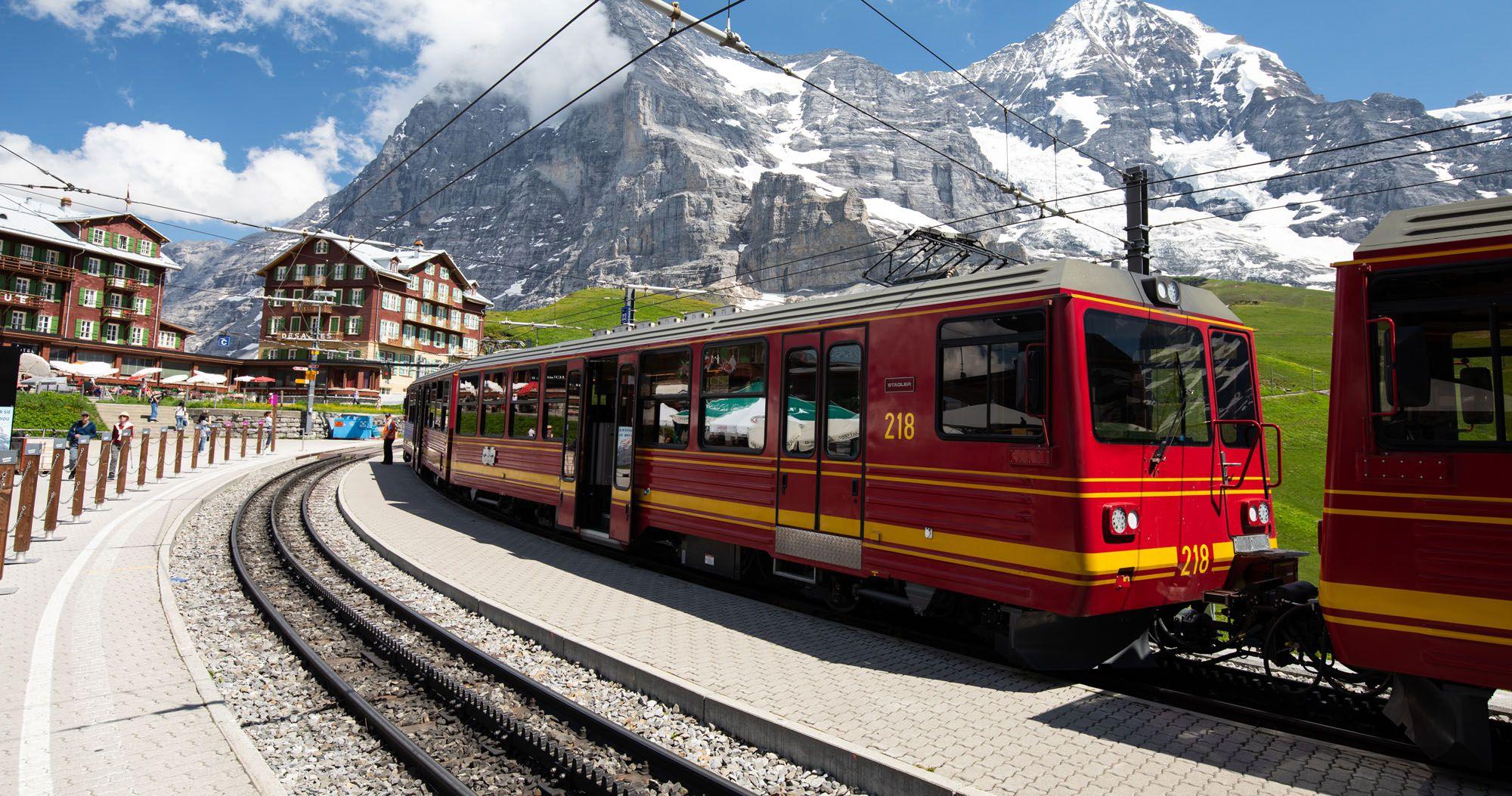Jungfraujoch or Schilthorn