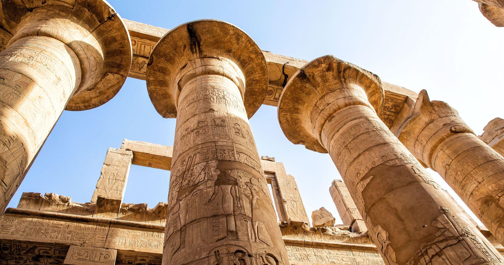 Karnak Columns