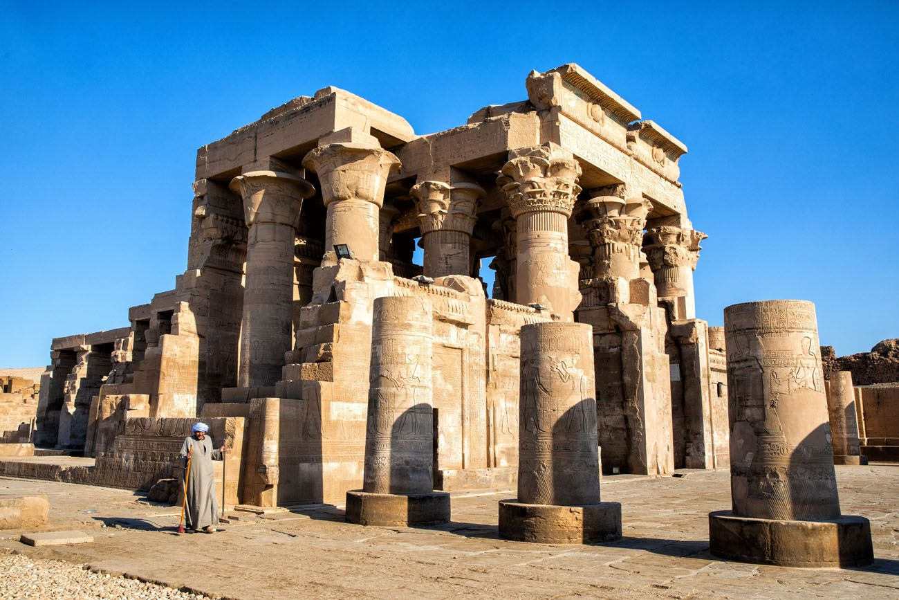 Kom Ombo best things to do in Egypt