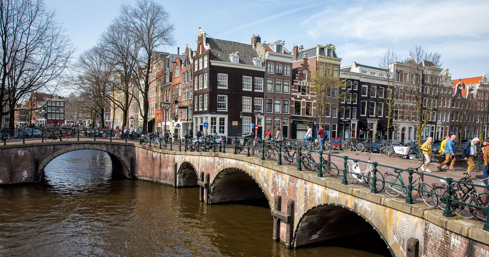 London Amsterdam Paris Itinerary