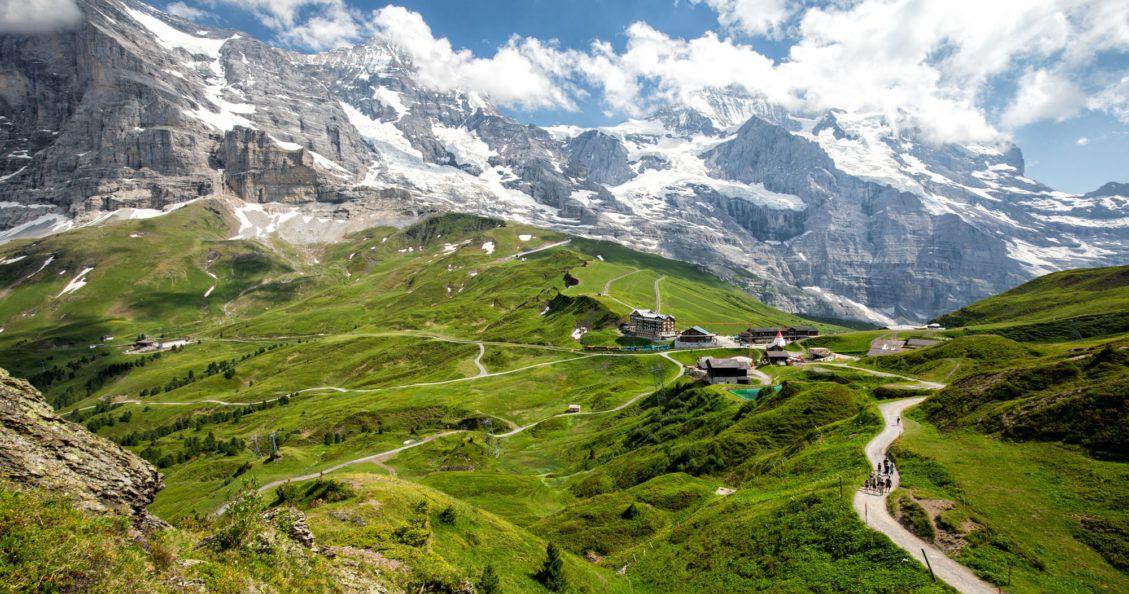 Mannlichen Hike Switzerland
