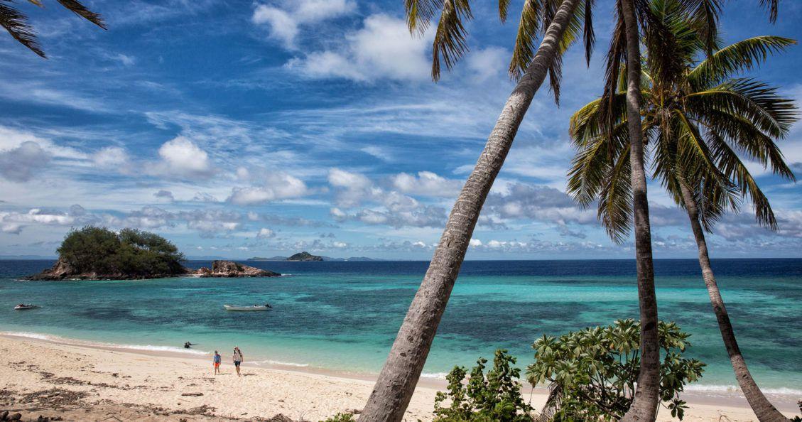 Modriki Island Fiji