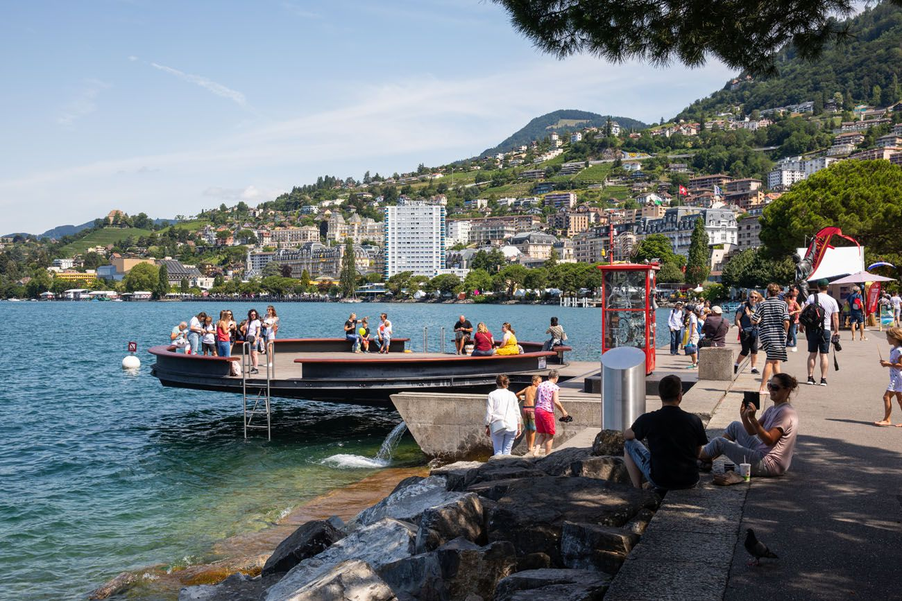 Montreux Promenade