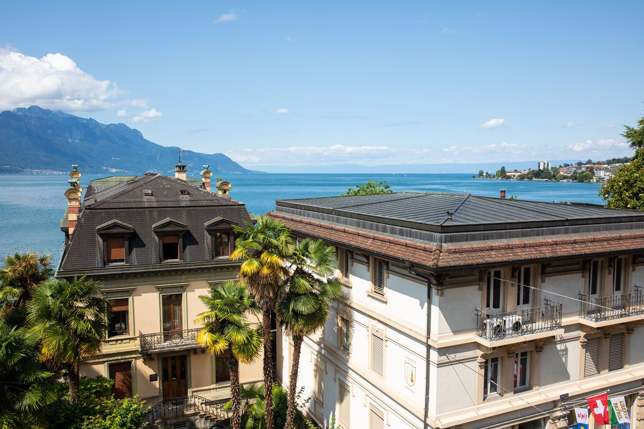 Montreux Rooftops