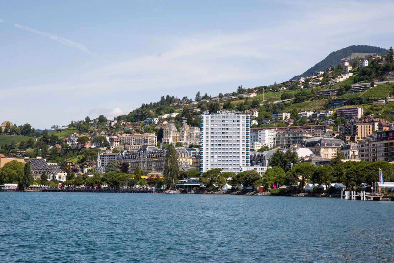 Montreux Switzerland