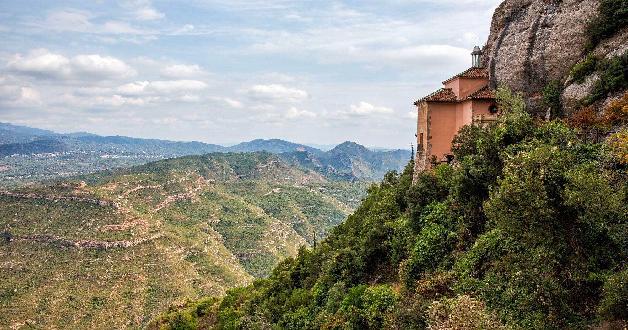 Montserrat Day Trip