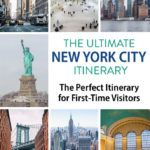 New York City Travel Itinerary