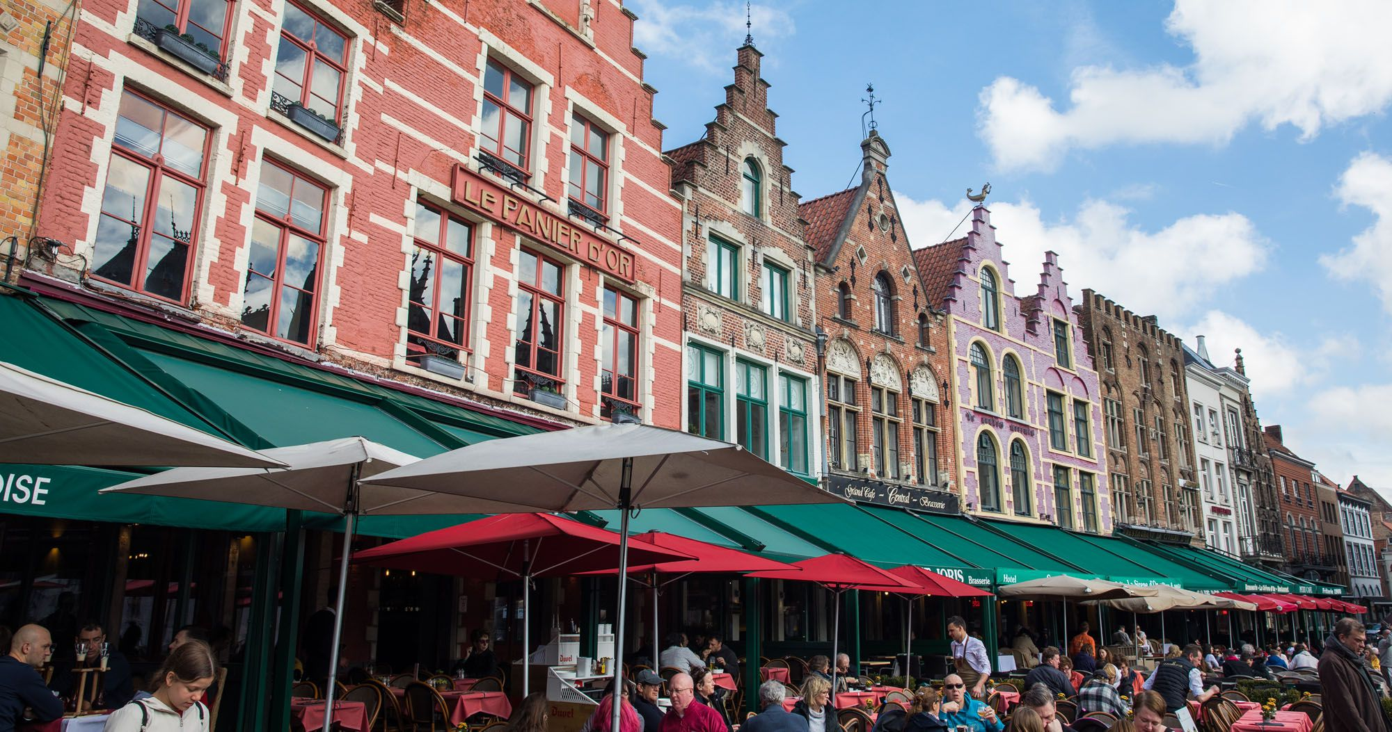 One Day in Bruges and Ghent