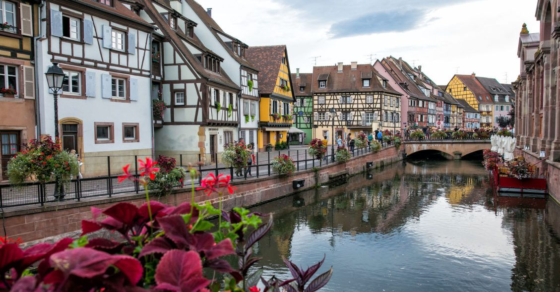 One Day in Colmar