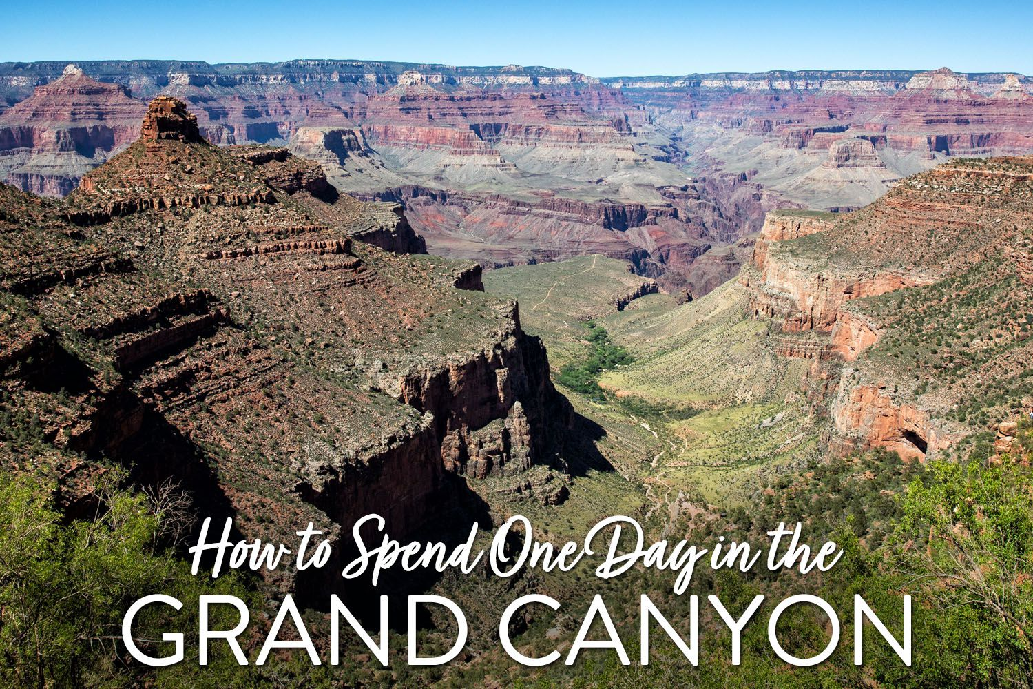 One Day in Grand Canyon