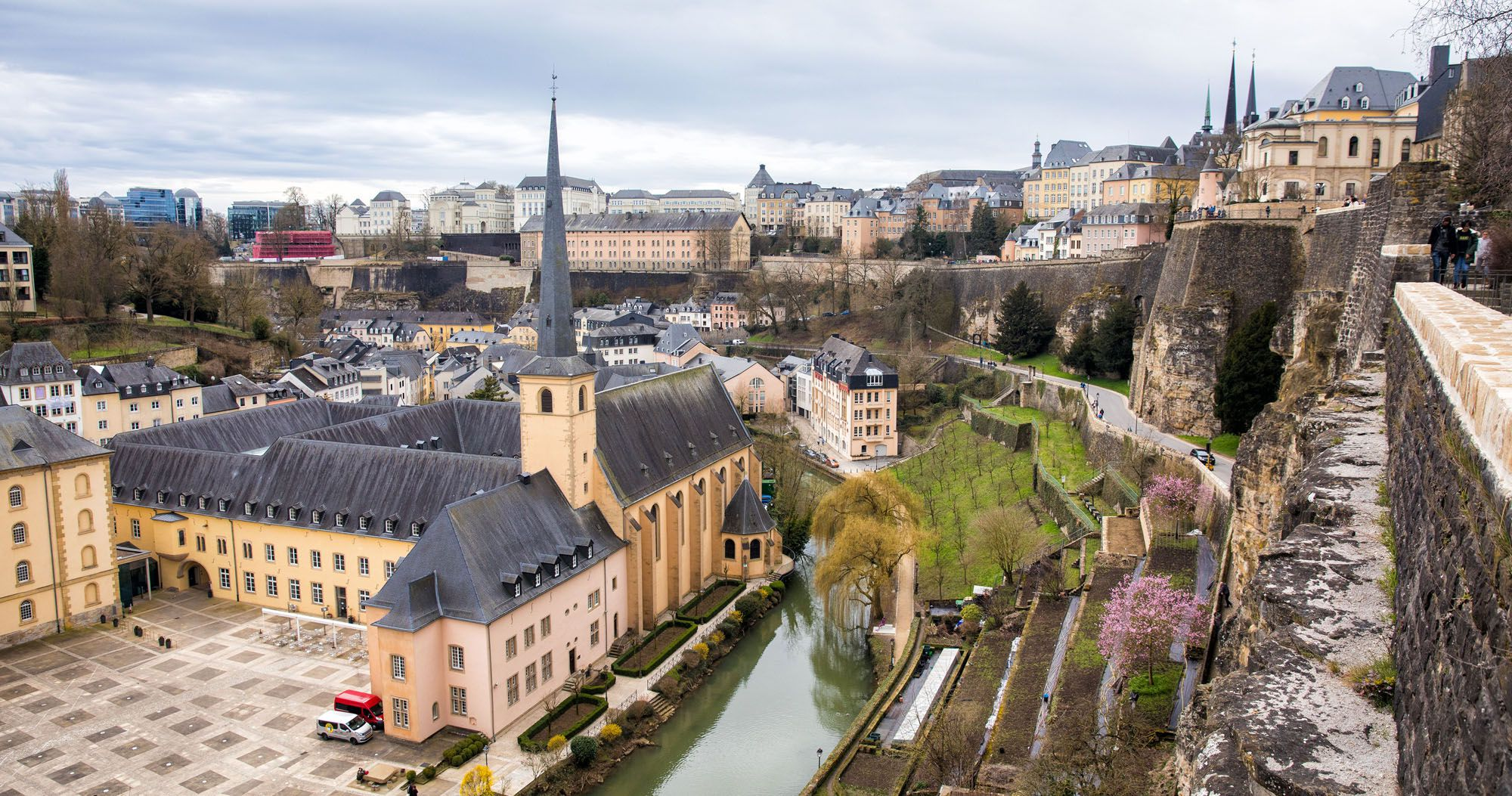 One Day in Luxembourg