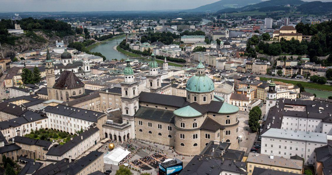 One Day in Salzburg
