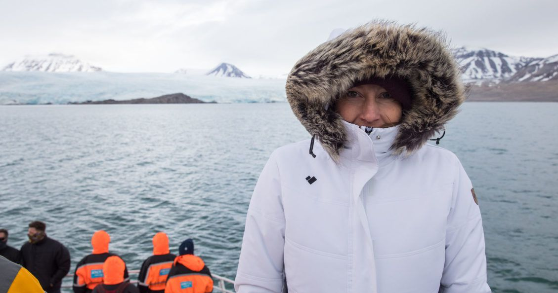 Pack for Svalbard