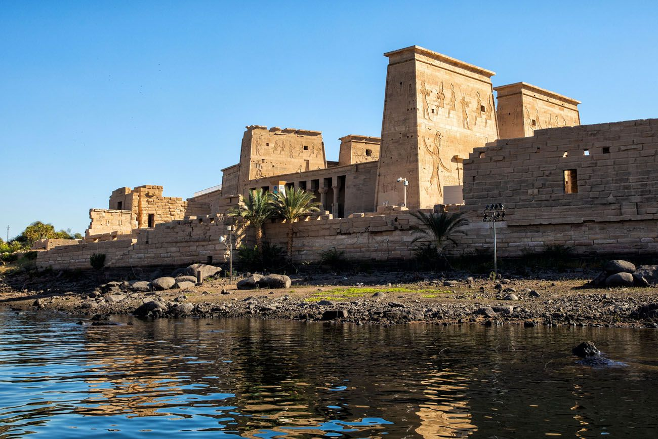 Philae Temple best things to do in Egypt