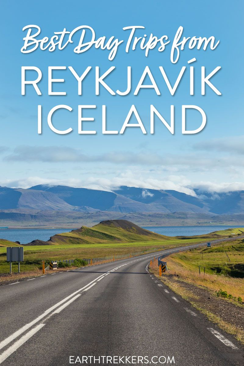 Reykjavik Iceland Day Trips