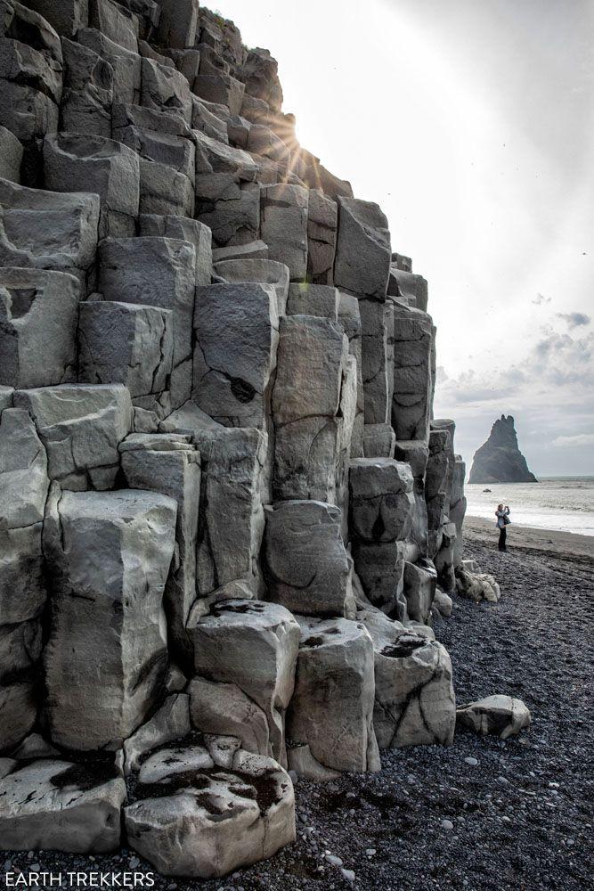 Reynisfjara best day trips from Reykjavík