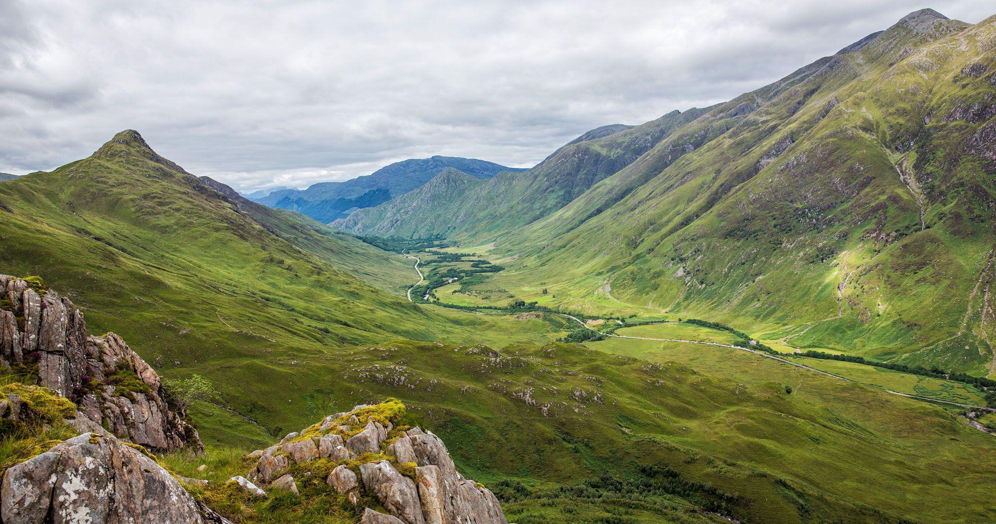 Scotland Hike
