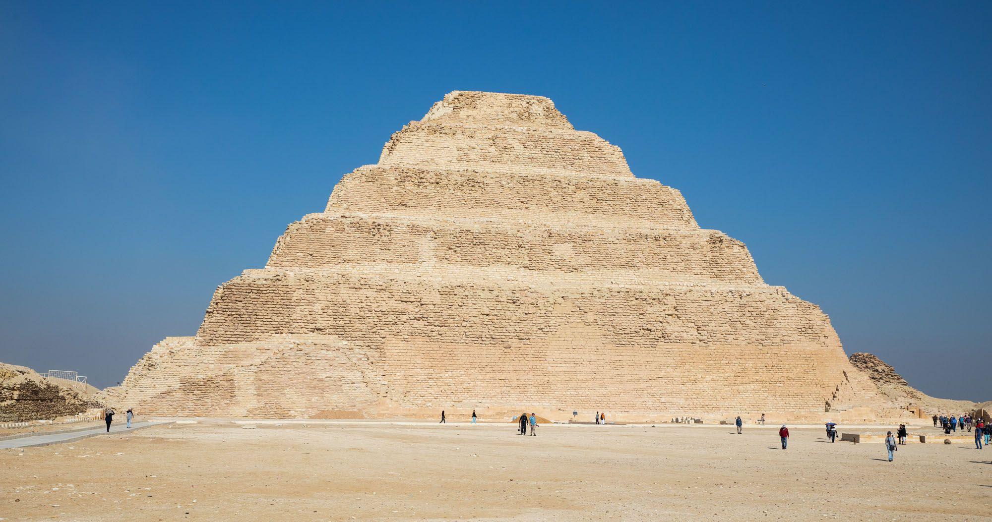Step Pyramid of Djoser