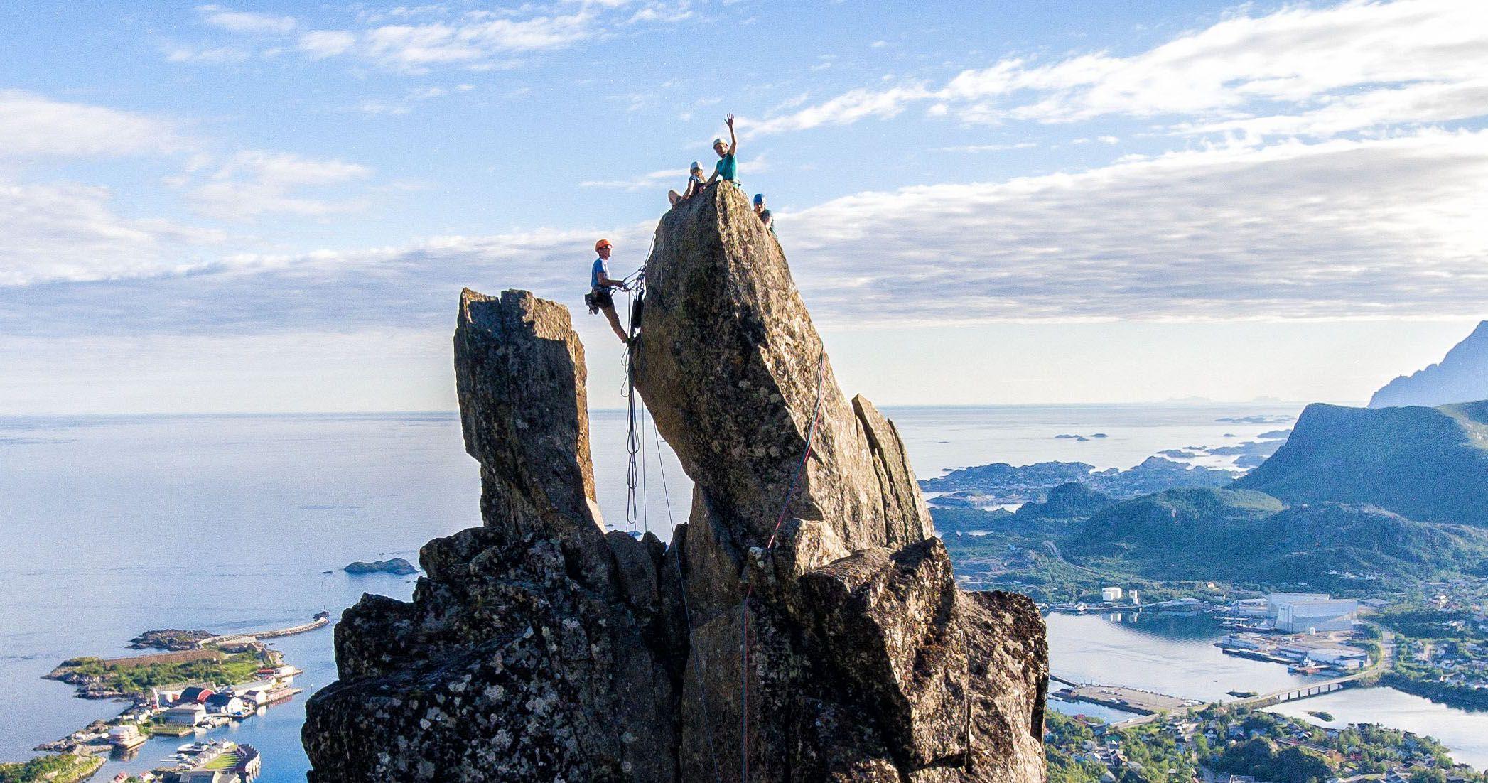 Svolvaergeita Norway