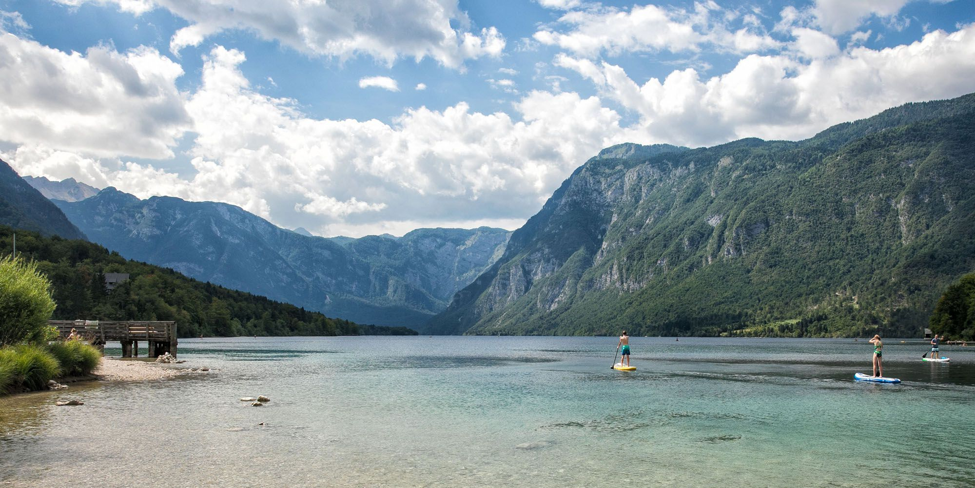 Things to do in Lake Bohinj