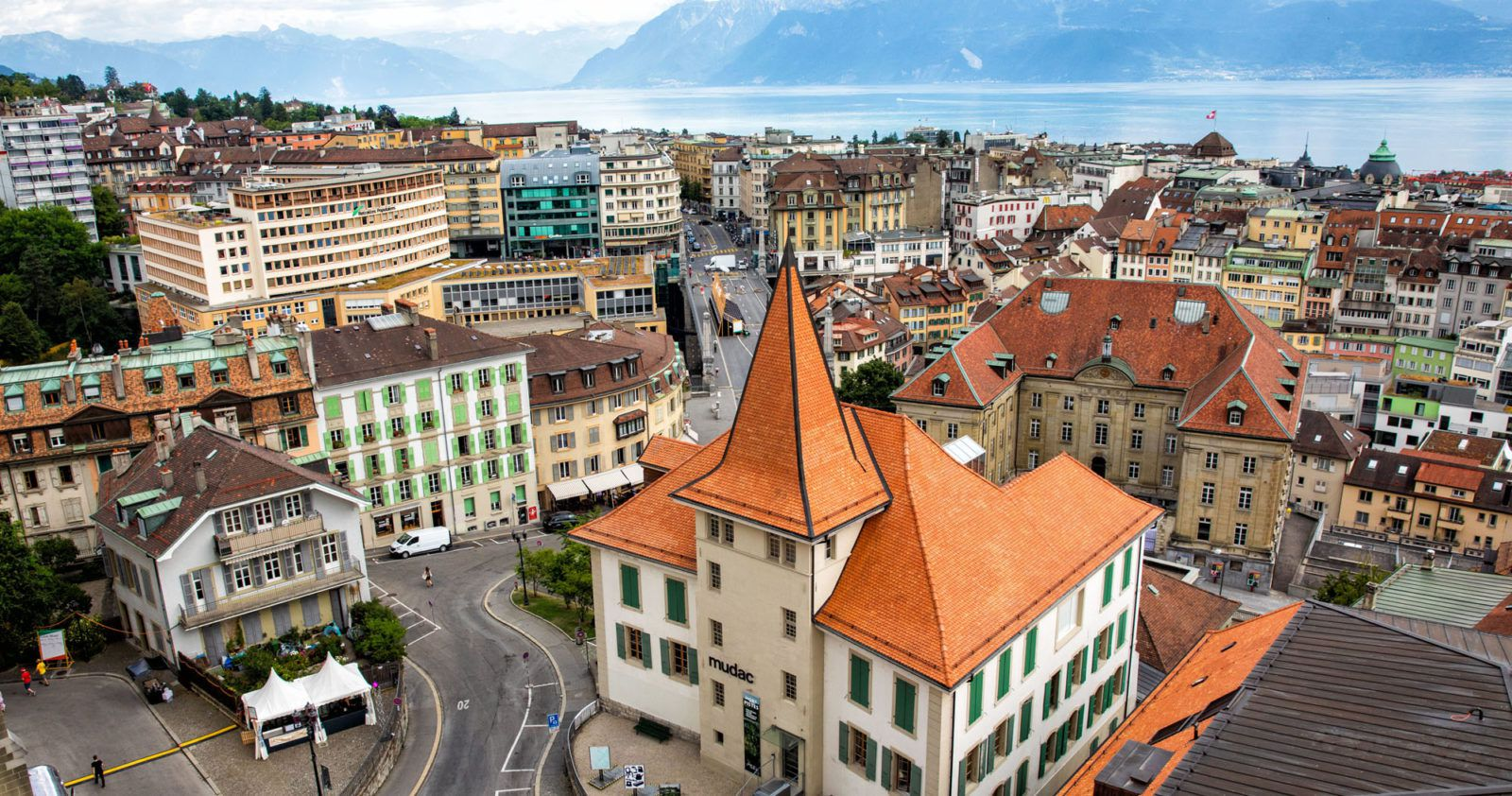 Things to do in Lausanne