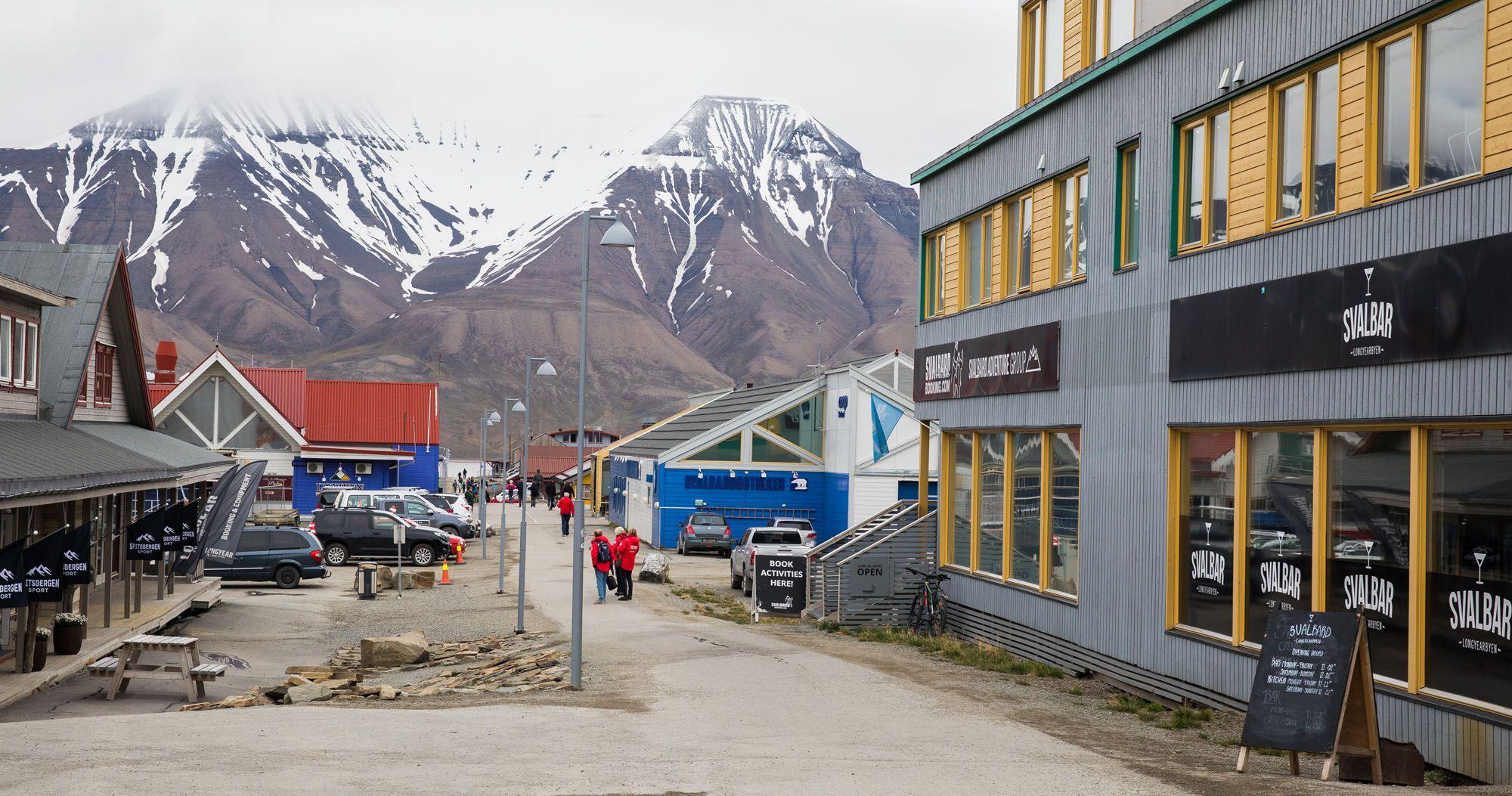 Things to do in Longyearbyen