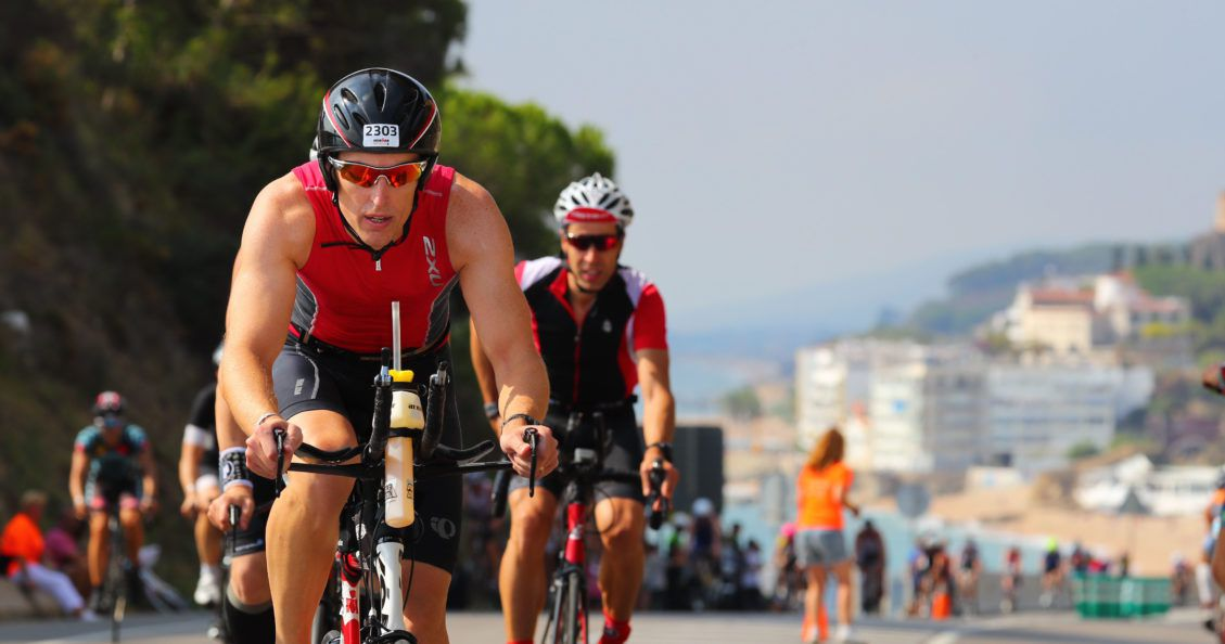 Tim Rivenbark Ironman Barcelona