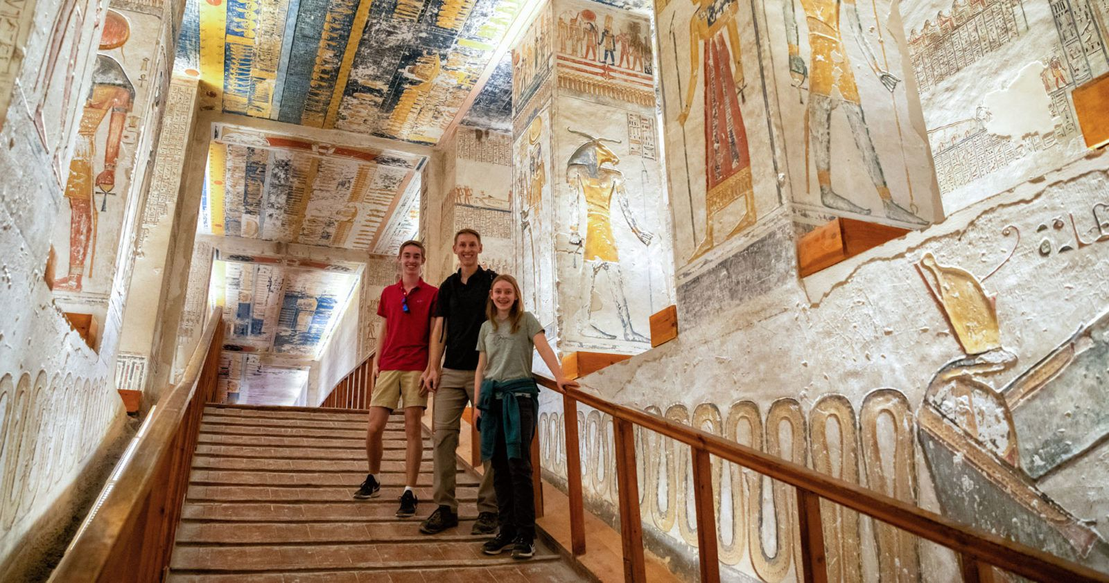 Best Tombs in the Valley of the Kings