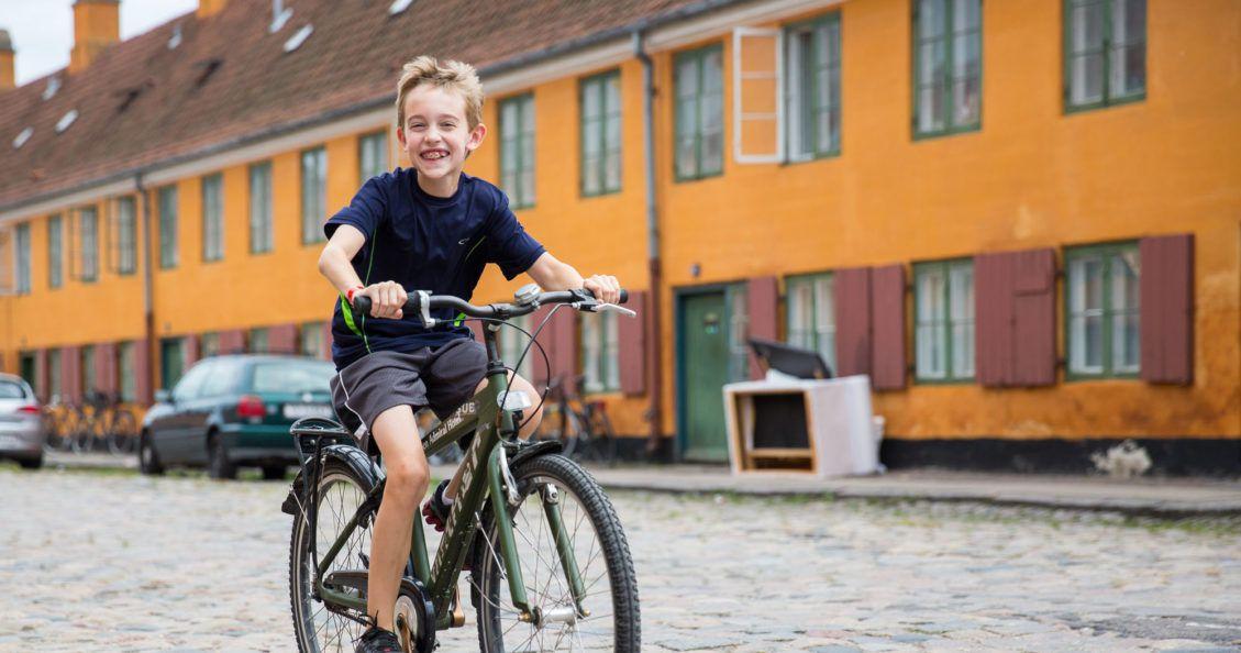 Tyler in Copenhagen