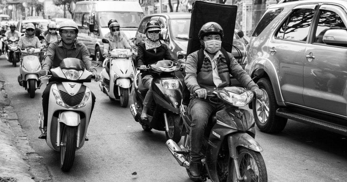 Vietnam on Motorbike