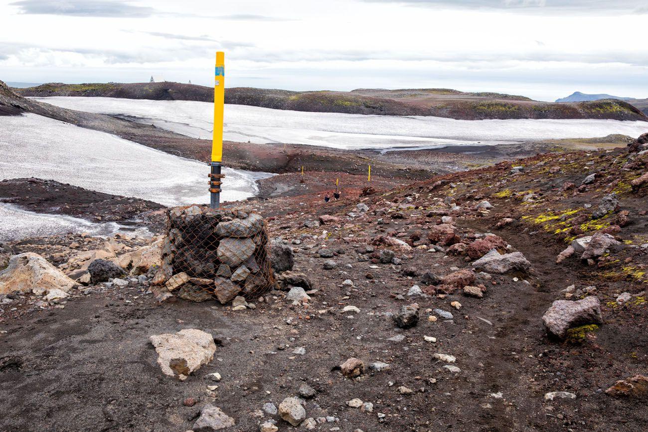 Volcano Hike Iceland