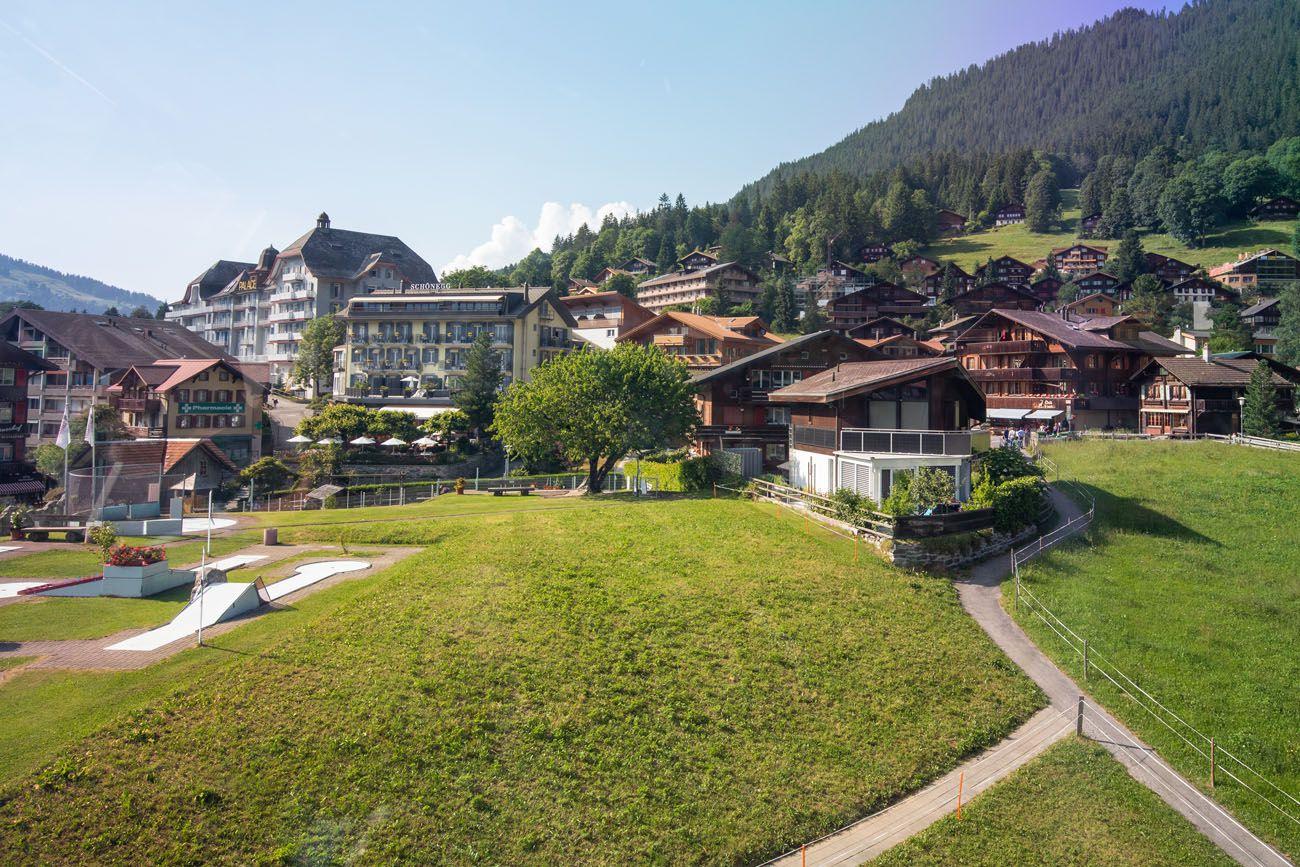 Wengen Switzerland where to stay in Jungfrau