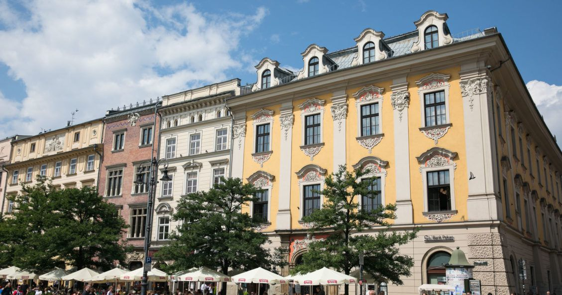 Where to Stay in Krakow