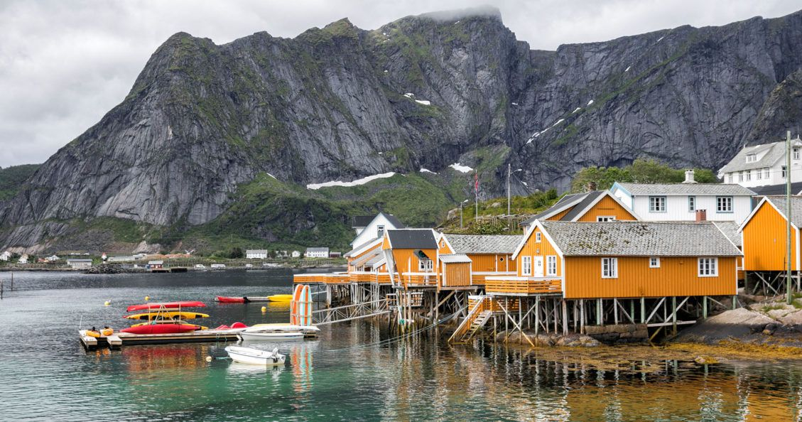 Where to Stay in Lofoten Islands