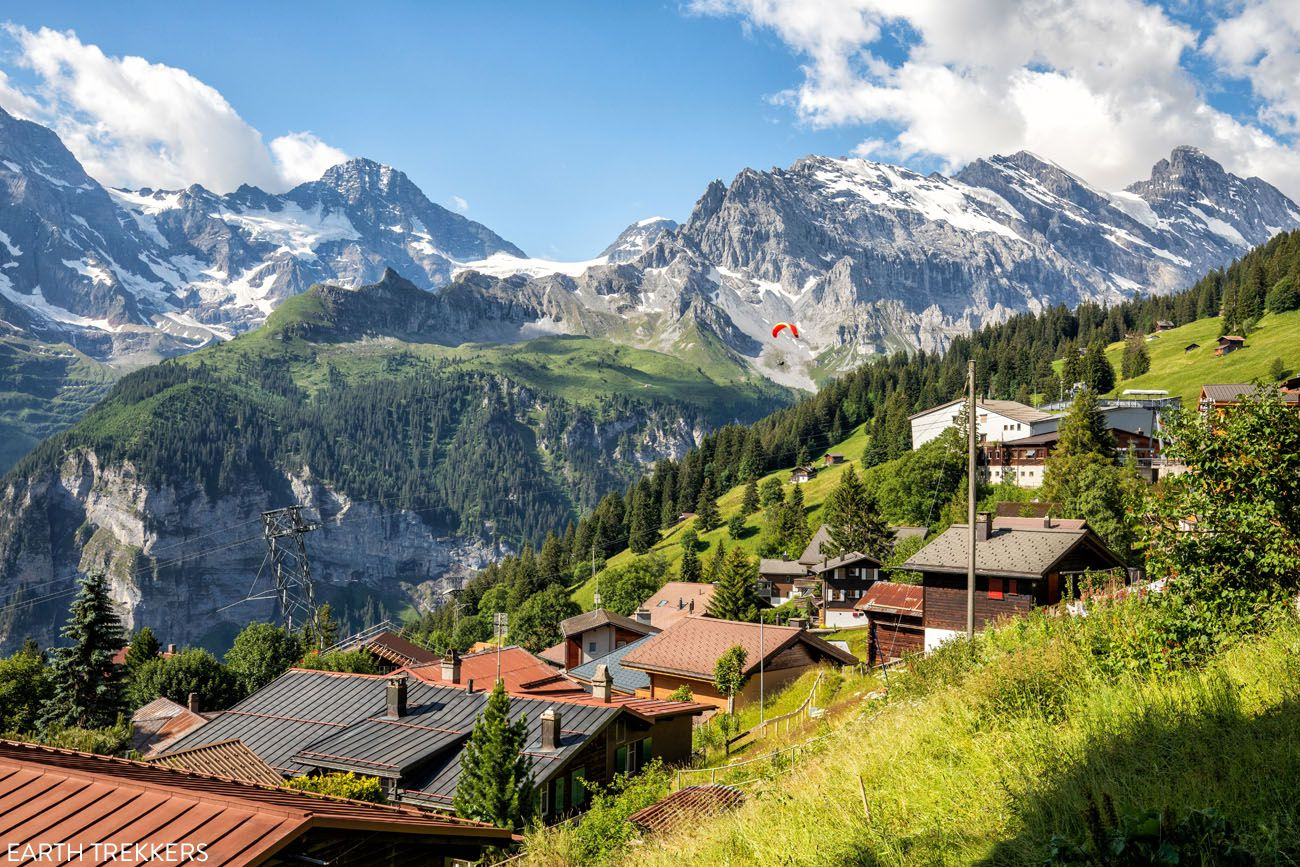 Where to Stay in Swiss Alps