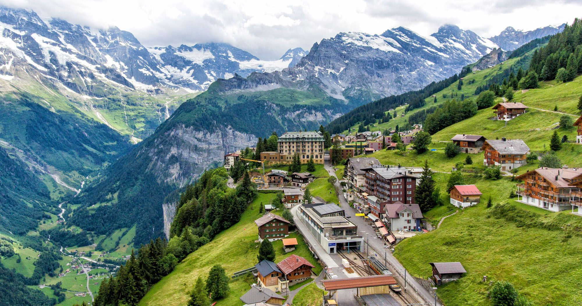 Where to Stay in the Jungfrau Region