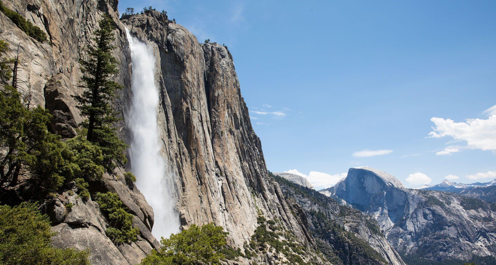 Yosemite Falls Hike