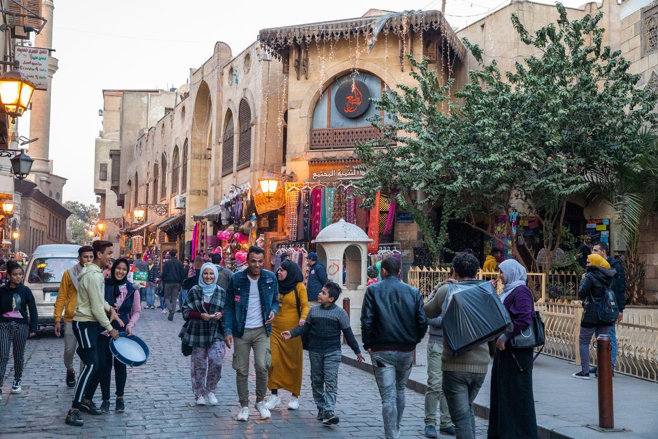 Al Muizz Street
