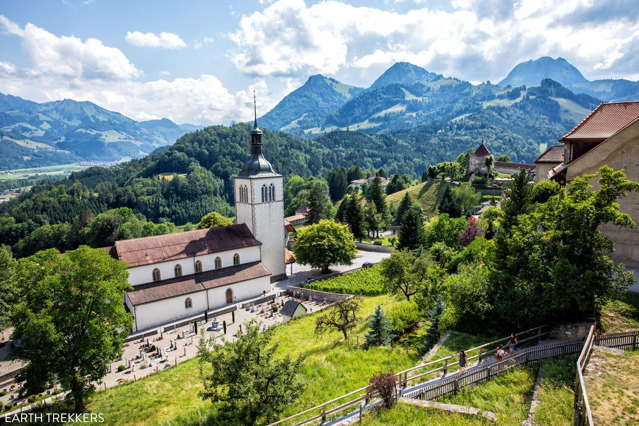 Best Day Trips from Lausanne