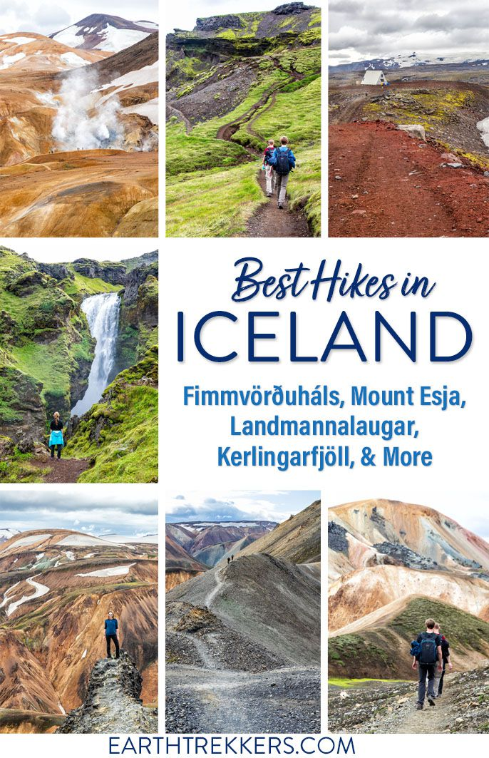Best Hikes in Iceland Guide