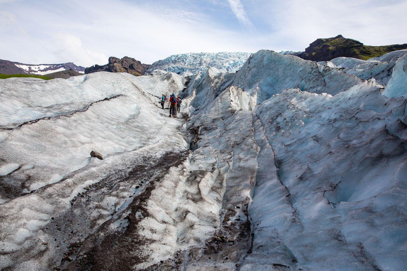 Best Iceland Glacier Hike