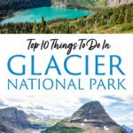 Best things to do in Glacier National Park