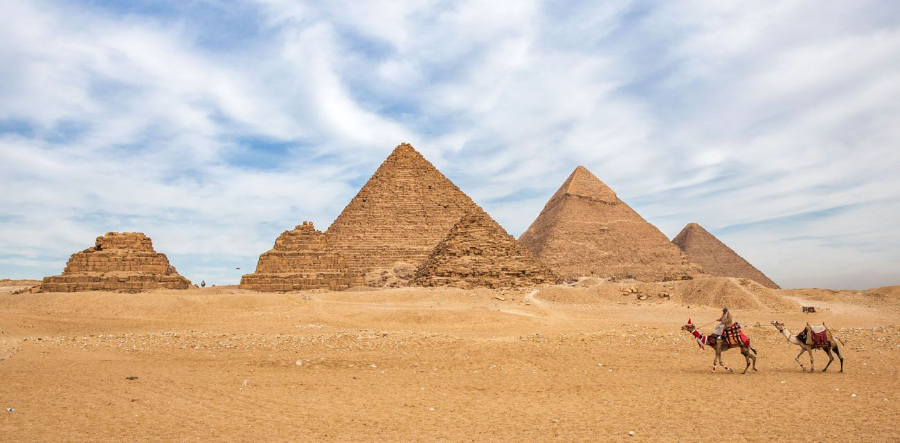 2 Days in Cairo and Giza: 2 Detailed Itineraries