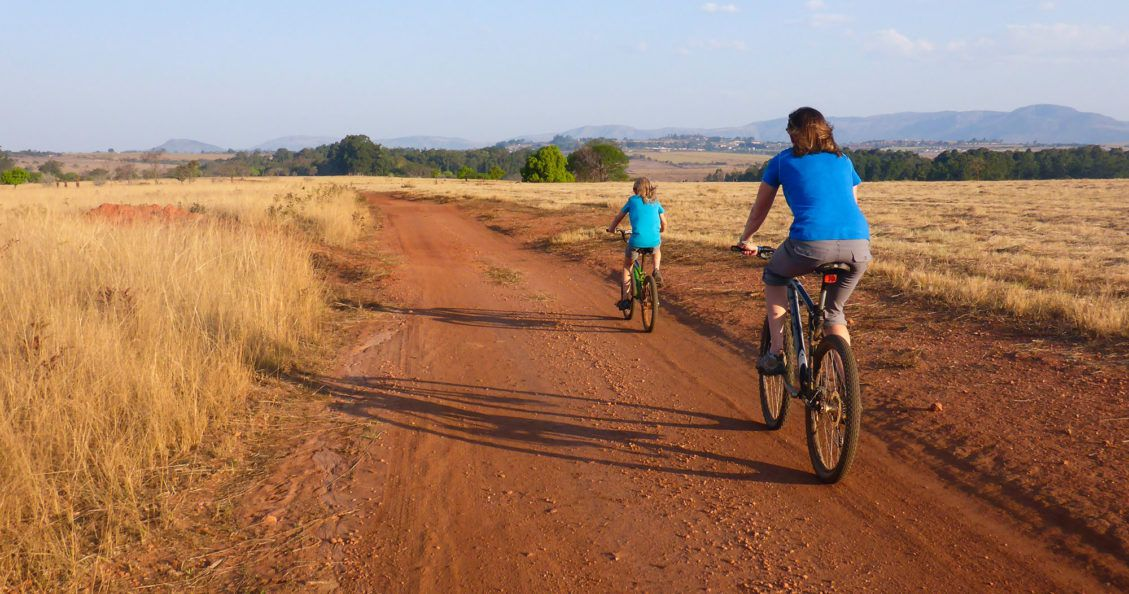 Cycling in Swaziland