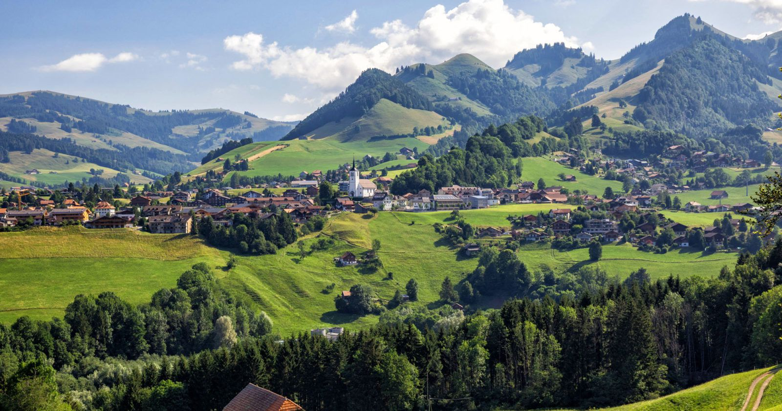 Day Trips from Lausanne