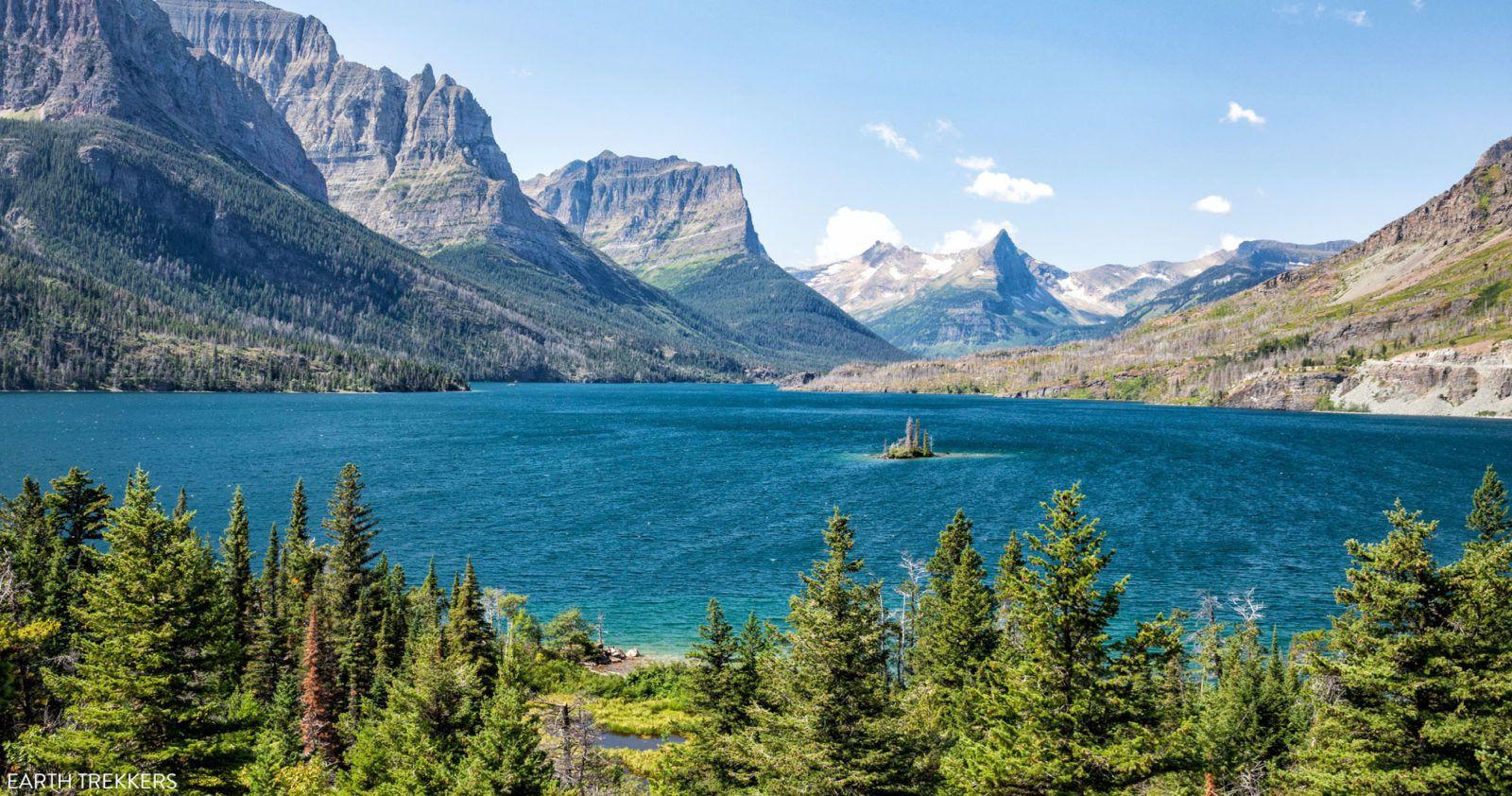 Glacier National Park Itinerary Ideas